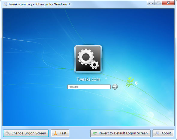 Logon illustration