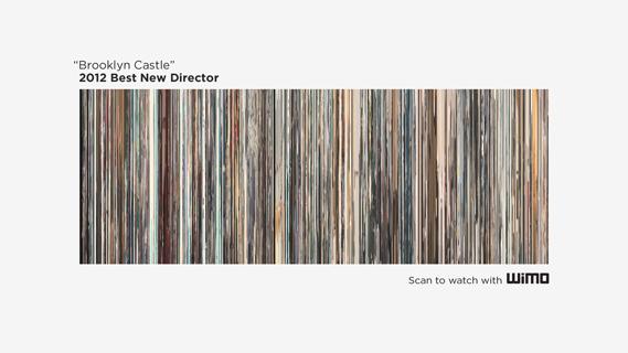 Movie Barcode Generator